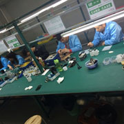 Anyfine Indus Limited - Our Production Line