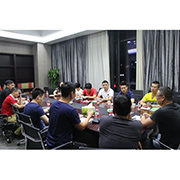 Deqing Hongqi Imp&Exp. Co.,Ltd - During Our Monthly Management Board Meeting