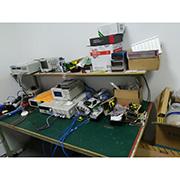 Shenzhen Ming Jin Fang Electronic Technology Co., Ltd. - Our R&D Equipment