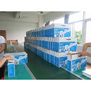 XIAMEN SOOTHINGWARE SANITARY CO.,LTD. - Packaging line