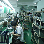 Hongkong Iview Technology Limited - Our QC testing room
