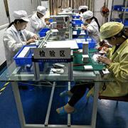 Zhongshan Jinrun Electronic Co. Ltd - QC Team Checking the Product One by One