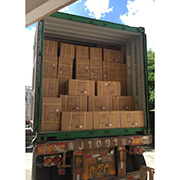 Sange Electronics Co. Ltd - Our products are in the shipment.