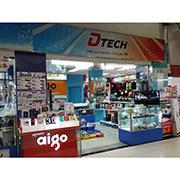 Guangzhou Dtech Electronics Technology Co. Ltd - Our showroom
