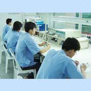 Quanzhou Nanfone Telecommunications Co. Ltd - Material QC