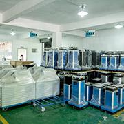 Foshan XinQuanLi CNC Equipment Co., Ltd - Our workshop