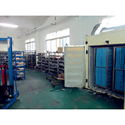 HaoDa Silicone Products Co.Ltd - Our Workshop