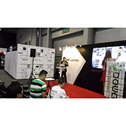 Shenzhen DOWA Technology Co.,Ltd - Presentations of Products in the Fair