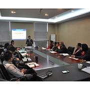 Chengdu Fuyu Technology Co.,Ltd.-Monthly Management Meeting