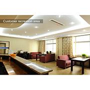Jinhua Bluestar Houseware Co. Ltd-Our Customer Recreation Area