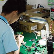 Shenzhen Tranbel Technology Co. LTD - Out Testing Process