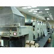 Everfaith International (Shanghai) Co. Ltd - Paper printing machine of 4 colors or 5 colors