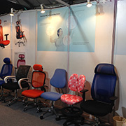 Guangzhou Johoo furniture Co., Ltd - Our India Index fair booth