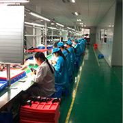 Shenzhen KingWear Intelligent Technology Co.,Ltd. - Our Seasoned QC Inspection Line