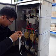 Ganzhou Gold Power Electronic Equipment Co., Ltd - Our QC Staff
