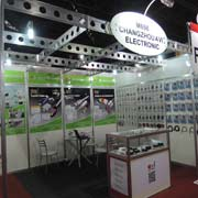 Changzhou AVI Electronic Co. Ltd - At the trade show, FIEE
