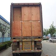 Zhengzhou Kaixue Cold Chain Co.,Ltd. - Our goods ready for shipment