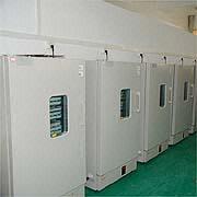 AUPO Electronics Ltd - Equipment room