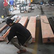 XUZHOU YAHONG CNC EQUIPMENT FACTORY - Making OEM Order