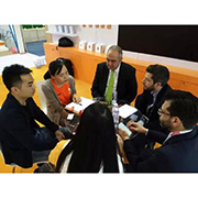 Shenzhen First Element Technology CoLtd - Meeting with Our Customers
