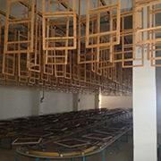 Zhejiang Sanjian industry & trade co.,ltd - Material Room
