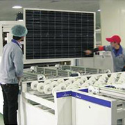 ZONHAN New Energy Company Limited - Our efficient production line