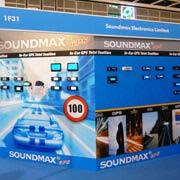 Soundmax Electronics Ltd - Our booth