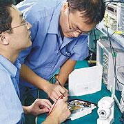 Shenzhen Gospell Smarthome Electronic Co. Ltd - R&D Staff