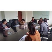 Wujiang Ruijia Textile Co.,Ltd-Our Quality Control Meeting