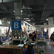 Shenzhen Hao Tian Jun Electronics Technology Co. Ltd - Our production line