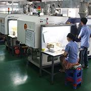 Shenzhen SoonLeader Electronics Co Ltd - Our injection line