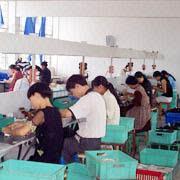 Zhejiang Lianlong Electron & Electric Appliances Co. Ltd - Assembly line