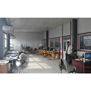 Metins Machinery Trading Co., Ltd - Our Inspection Room
