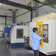 Shenzhen Socoole Technology Co. Ltd - Our CNC center