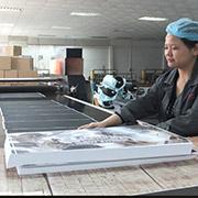 Dongguan Tongtianxia Rubber Co. Ltd - Inside our printing area