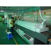 Shenzhen Well-Share Technology Co,Ltd - Our Staff Operating the Machine