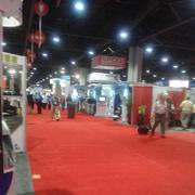 Zhejiang Galaxy Machinery Manufacture Co. Ltd - At the fair