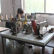 Qingdao Hongking Hair Products Co. Ltd - Our advanced sewing machine