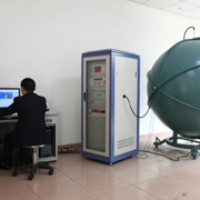 Shenzhen Hygea LED Lighting Photoelectric Technology Co. Ltd - Testing room