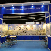 Shenzhen Everbest Machinery Industry Co. Ltd - Inside our trade show
