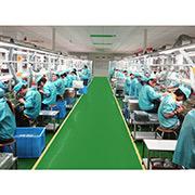 SHENZHEN YUNJI INTELLIGENT TECHNOLOGY CO.,LTD - Our assembly line
