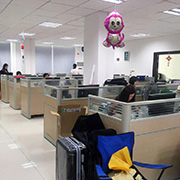 Jinjiang Jiaxing Import & Export Company - Our Company Office