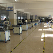 Xinfuer Electronic Co.,Ltd - Our automatic assembly line