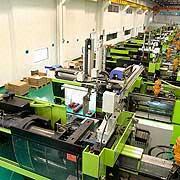 Tontec International Ltd. (Mold, Tooling & Molding Services) - Injection molding facilities