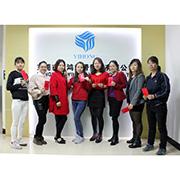 Dongguan Yihong Webbing Co.,Ltd. - Our Ladies Sales Team