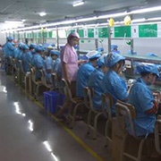 Shuoying Digital Science & Technology (China) Co. Ltd - Our efficient production line