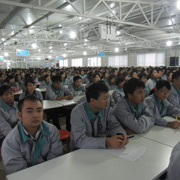Xinfuer Electronic Co.,Ltd - Safety knowledge lecture