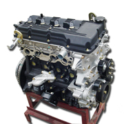 Diesel engine delivers 122kW at 4,000rpm