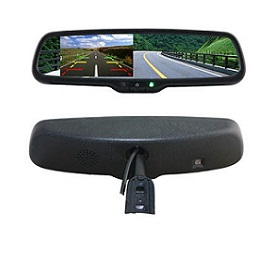 4.3in auto-dimming rearview mirror