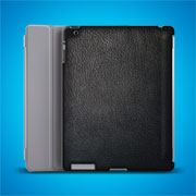 Flip Leather Case For iPad